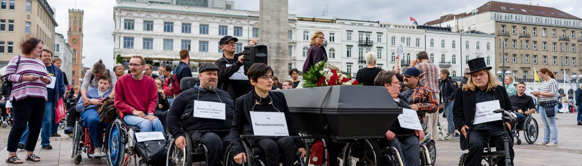 Titelbild Begräbnis BTHG